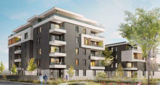 Achat / Vente programme immobilier neuf Ambilly, à quelques pas de la Douane de Mon Idée (74100) - Réf. 661