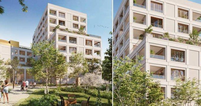 Achat / Vente programme immobilier neuf Ambilly écoquartier de l'Etoile (74100) - Réf. 6215
