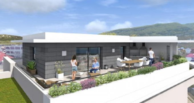 Achat / Vente programme immobilier neuf Annemasse hyper centre (74100) - Réf. 702