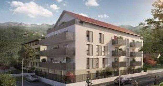 Achat / Vente programme immobilier neuf Bonneville proche stations de ski (74130) - Réf. 2148
