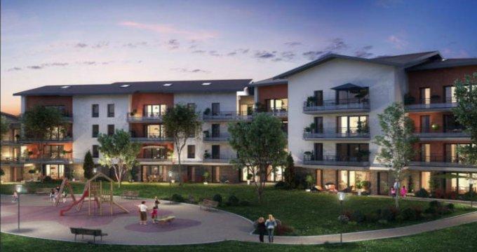 Achat / Vente programme immobilier neuf Cessy proche de Genève (01170) - Réf. 2717