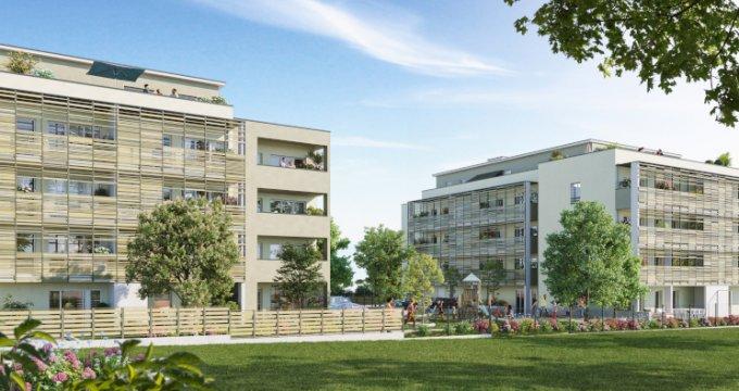 Achat / Vente programme immobilier neuf Collonges-sous-Salève à deux pas de la frontière Suisse (74160) - Réf. 5400