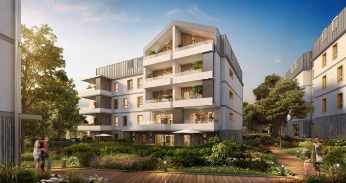 Achat / Vente programme immobilier neuf Cruseilles proche hyper centre (74350) - Réf. 5042