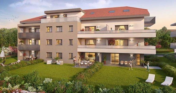 Achat / Vente programme immobilier neuf Eteaux proche de la Roche sur Foron (74800) - Réf. 2280