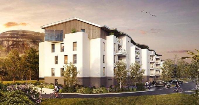 Achat / Vente programme immobilier neuf Etrembières proche Genève centre (74100) - Réf. 2566
