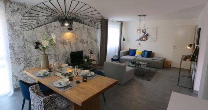 Achat / Vente programme immobilier neuf Faverges secteur calme 2 km du centre (74210) - Réf. 4705