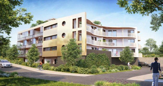 Achat / Vente programme immobilier neuf Ferney-Voltaire à quelques mètres du parc (01210) - Réf. 5838