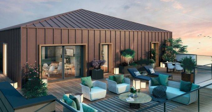 Achat / Vente programme immobilier neuf Ferney-Voltaire au coeur d'un centre-ville commerçant (01210) - Réf. 4306