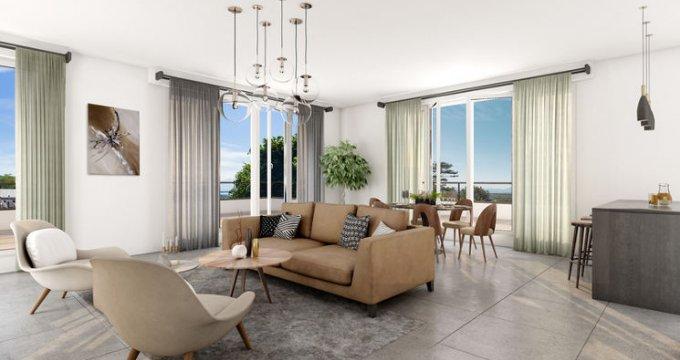 Achat / Vente programme immobilier neuf Gex à proximité du Château (01170) - Réf. 5837