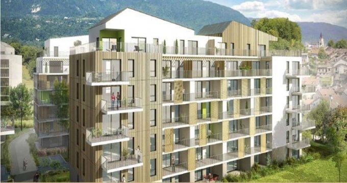 Achat / Vente programme immobilier neuf Gex proche cœur de ville (01170) - Réf. 2946
