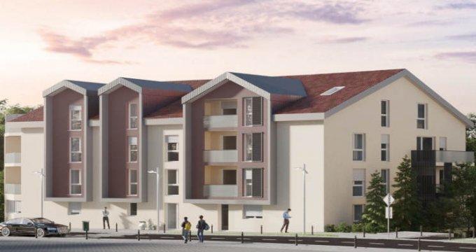 Achat / Vente programme immobilier neuf Gex proche parc naturel (01170) - Réf. 3210