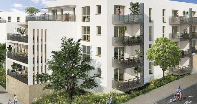 Achat / Vente programme immobilier neuf Gex quartier Charpak (01170) - Réf. 4980