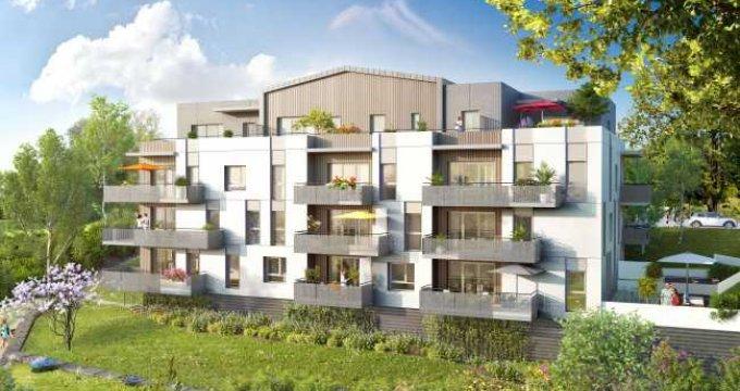 Achat / Vente programme immobilier neuf Jacob Bellecombette dans un envrionnement naturel (73000) - Réf. 2806