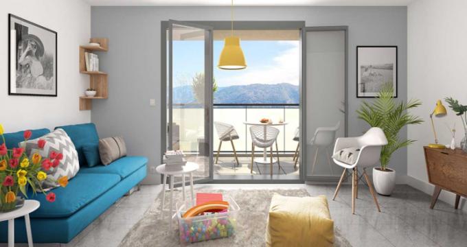 Achat / Vente programme immobilier neuf La Ravoire (73490) - Réf. 5008