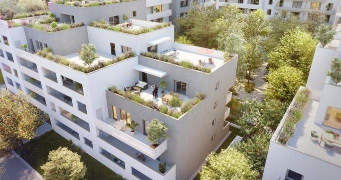 Achat / Vente programme immobilier neuf La Ravoire centre-ville (73490) - Réf. 3515