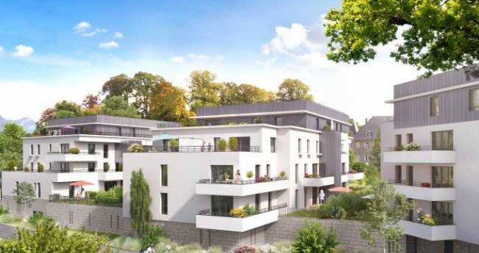 Achat / Vente programme immobilier neuf La Ravoire proche proche parc du château (73490) - Réf. 2805