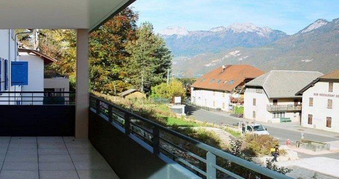 Achat / Vente programme immobilier neuf Lathuile vue imprenable sur les montagnes (74210) - Réf. 1492