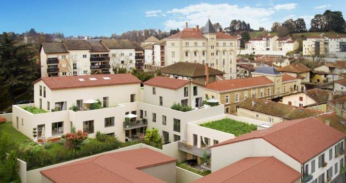 Achat / Vente programme immobilier neuf Meximieux Rue de Genève (01800) - Réf. 2501