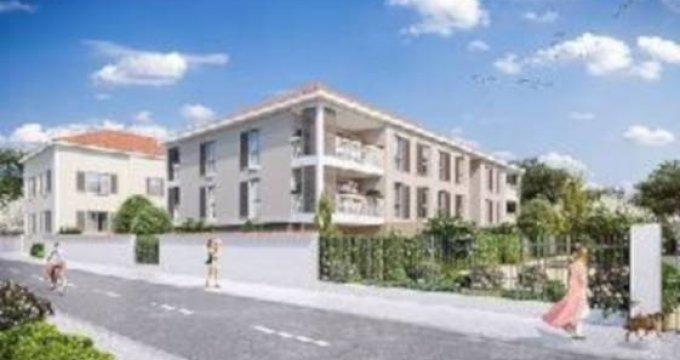 Achat / Vente programme immobilier neuf Miribel proche centre-ville (01700) - Réf. 3472