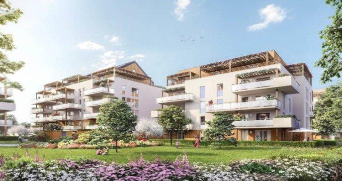 Achat / Vente programme immobilier neuf Rumilly à 800 m de la mairie (74150) - Réf. 4518