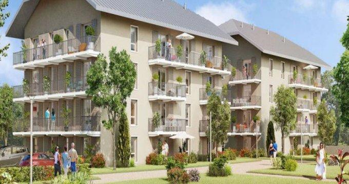 Achat / Vente programme immobilier neuf Saint-Gervais-les-Bains au cœur du Fayet (74170) - Réf. 4491