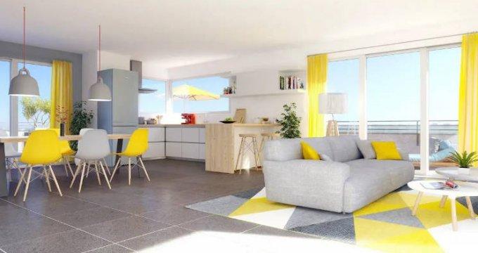 Achat / Vente programme immobilier neuf Saint-Julien-en-Genevois à 500 mètres du bus (74160) - Réf. 4492