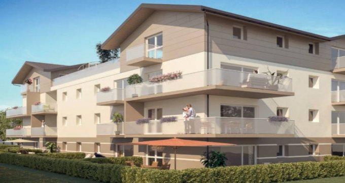 Achat / Vente programme immobilier neuf Saint-Pierre-en-Faucigny entre ville et nature (74800) - Réf. 3961