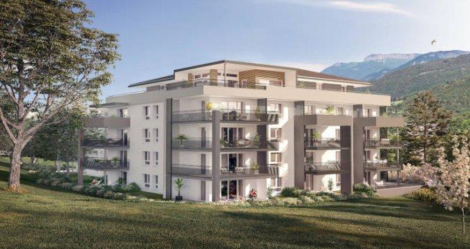 Achat / Vente programme immobilier neuf Seynod proche commodités (74600) - Réf. 4510