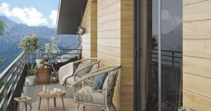 Achat / Vente programme immobilier neuf Thônes proche centre (74230) - Réf. 2949