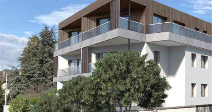 Achat / Vente programme immobilier neuf Thonon à deux pas des écoles (74200) - Réf. 6333