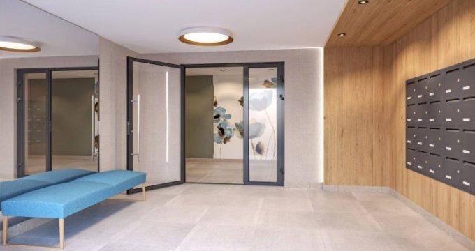 Achat / Vente programme immobilier neuf Thonon-les-bains à 13 min à pied de la gare (74200) - Réf. 5661