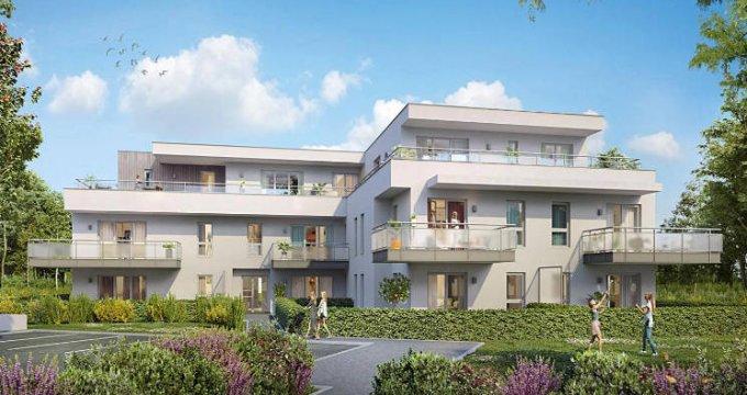 Achat / Vente programme immobilier neuf Versonnex proche mairie (01210) - Réf. 5098
