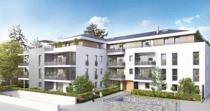 Achat / Vente programme immobilier neuf Vétraz-Monthoux proche Annemasse (74100) - Réf. 1304