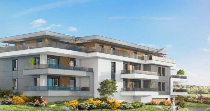 Achat / Vente programme immobilier neuf Vétraz-Monthoux proche Haut-Monthoux (74100) - Réf. 2770