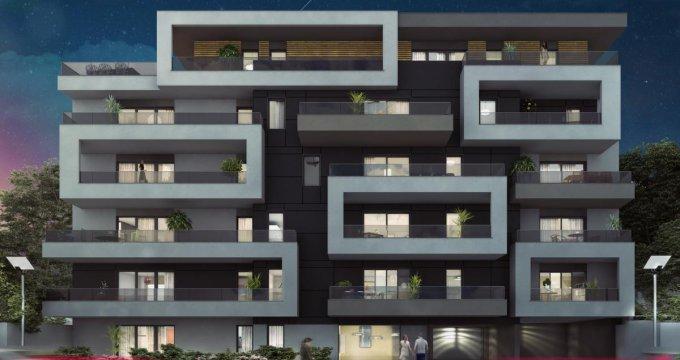 Achat / Vente programme immobilier neuf Ville La Grand en plein coeur du village (74100) - Réf. 727