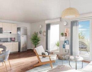Achat / Vente programme immobilier neuf Aix-les-Bains à 140 mètres du bus (73100) - Réf. 3715