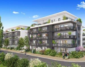 Achat / Vente programme immobilier neuf Aix-les-Bains à 5 minutes de la rue de Genève (73100) - Réf. 3651