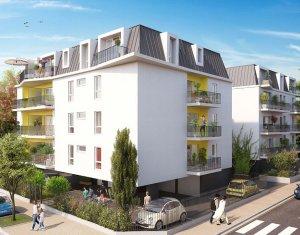 Achat / Vente programme immobilier neuf Aix-les-Bains à 500 mètres de la gare (73100) - Réf. 2424