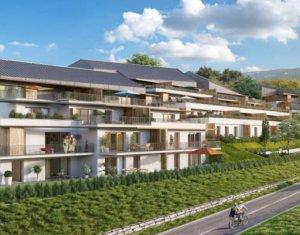 Achat / Vente programme immobilier neuf Aix-les-Bains proche centre-ville (73100) - Réf. 2745