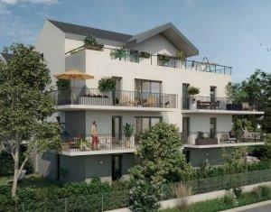 Achat / Vente programme immobilier neuf Aix-les-Bains proche centre-ville (73100) - Réf. 6260