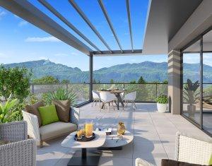 Achat / Vente programme immobilier neuf Aix-les-Bains proche centre-ville (73100) - Réf. 2159