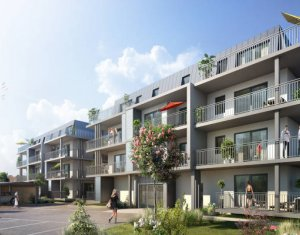Achat / Vente programme immobilier neuf Aix-les-Bains proche commodités (73100) - Réf. 3977