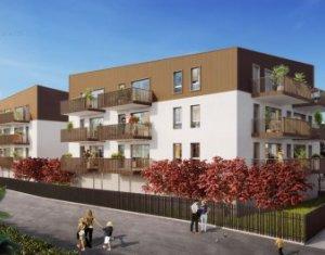 Achat / Vente programme immobilier neuf Aix-les-Bains proche de la gare (73100) - Réf. 3022