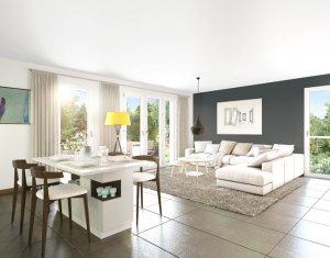 Achat / Vente programme immobilier neuf Aix-les-Bains proche Golf (73100) - Réf. 3650