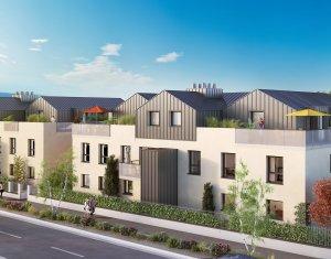 Achat / Vente programme immobilier neuf Aix-les-Bains secteur Saint Simond (73100) - Réf. 2609