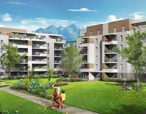 Achat / Vente programme immobilier neuf Albertville quartier Val Des Roses (73200) - Réf. 1846
