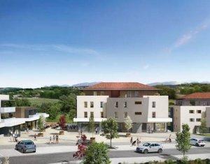 Achat / Vente programme immobilier neuf Allonzier-la-Caille au coeur des montagnes (74350) - Réf. 3852