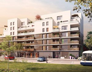 Achat / Vente programme immobilier neuf Ambilly proche centre-ville (74100) - Réf. 1763