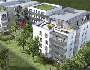 Achat / Vente programme immobilier neuf Ambilly proche commerces et frontières (74100) - Réf. 519