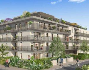 Achat / Vente programme immobilier neuf Ambilly sur les berges du Foron (74100) - Réf. 4323